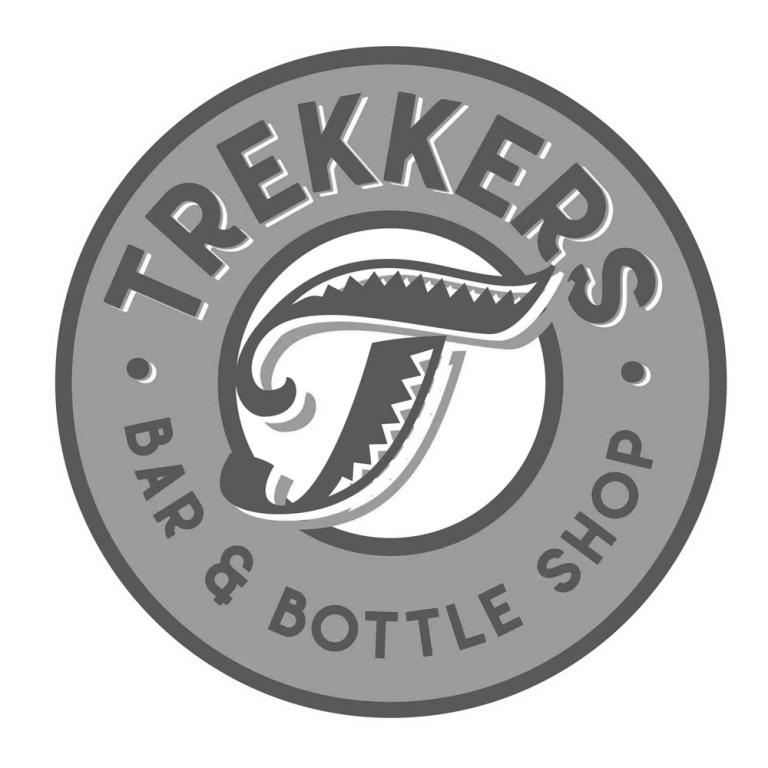 Supported by Trekkers Bar and Bottle Shop