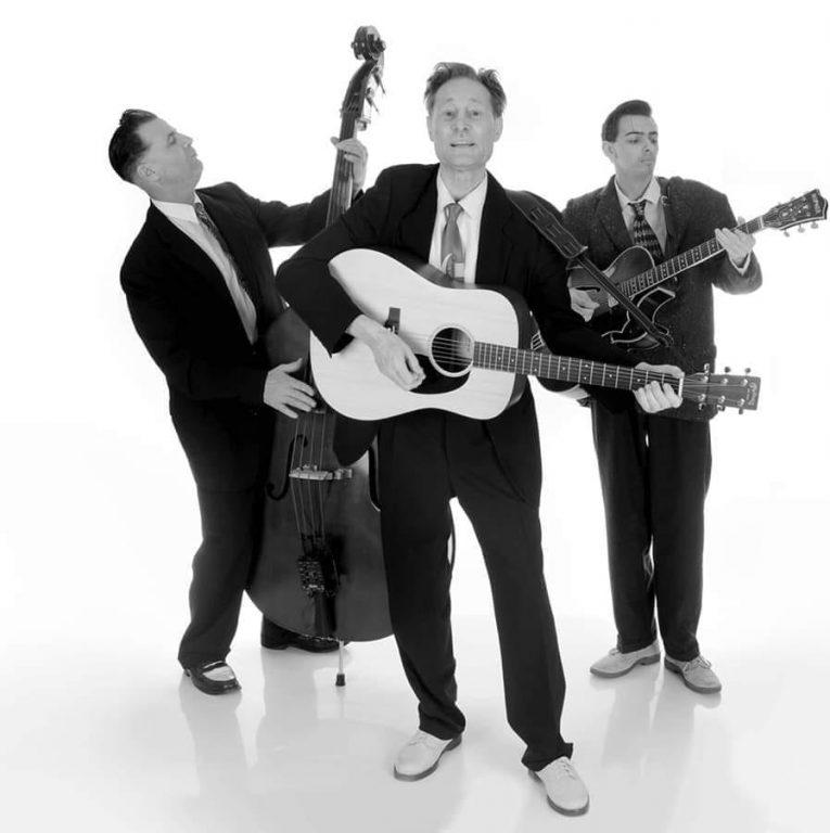 The Larry Adams trio