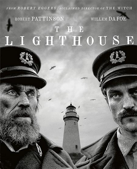 Poster for The Lighthouse – a film shown by the Chiltern Film Society