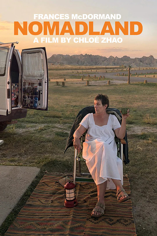 Nomadland – a film shown by the Chiltern Film Society