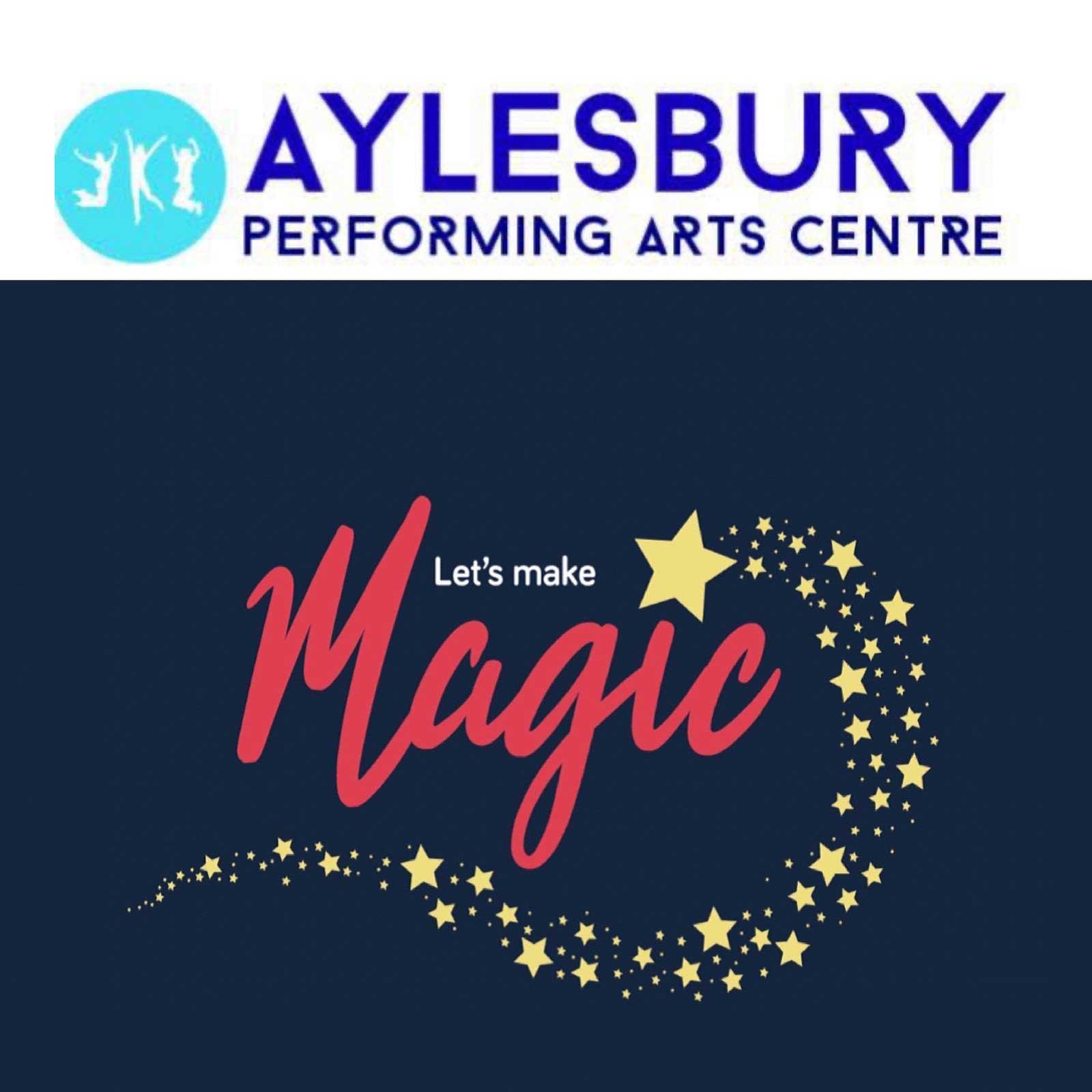 Let's make Magic – logo