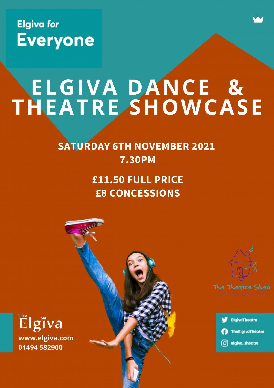 Dance and theatre Showcase