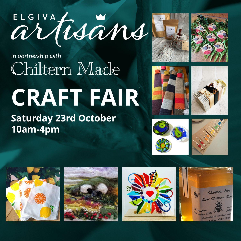 Elgiva craft fair