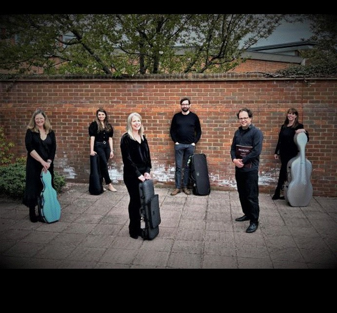 English Sinfonia group photo