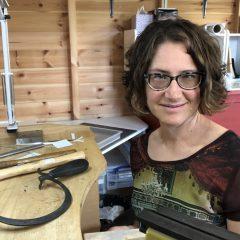 Heather Larson of Vitre Jewellery