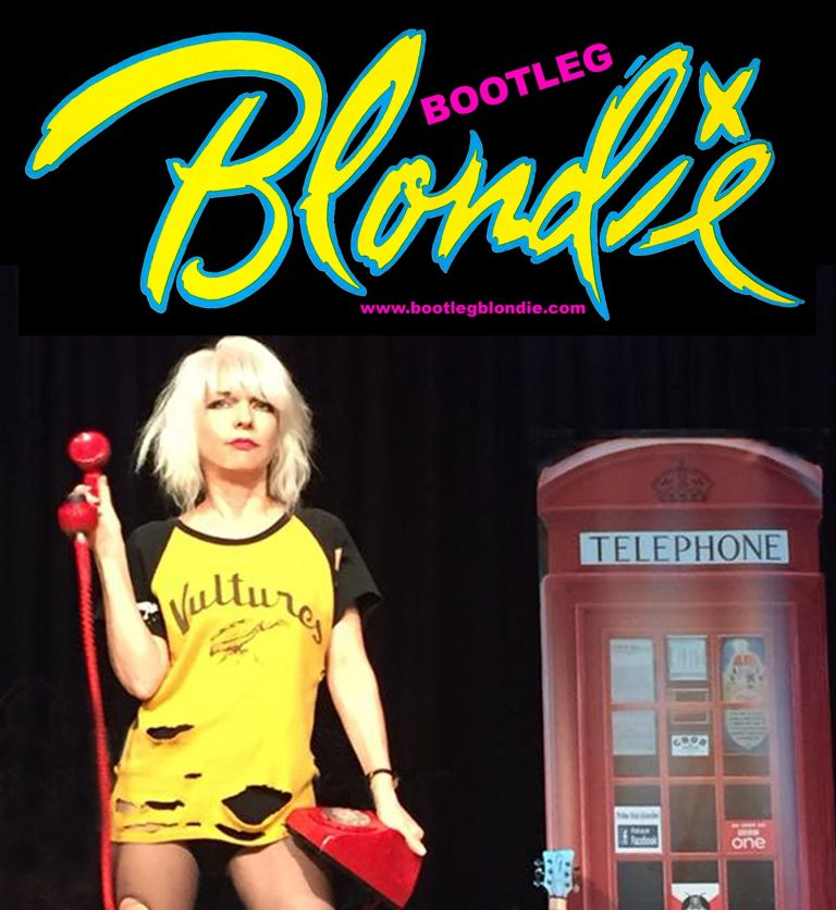 Telephone Box Blondie