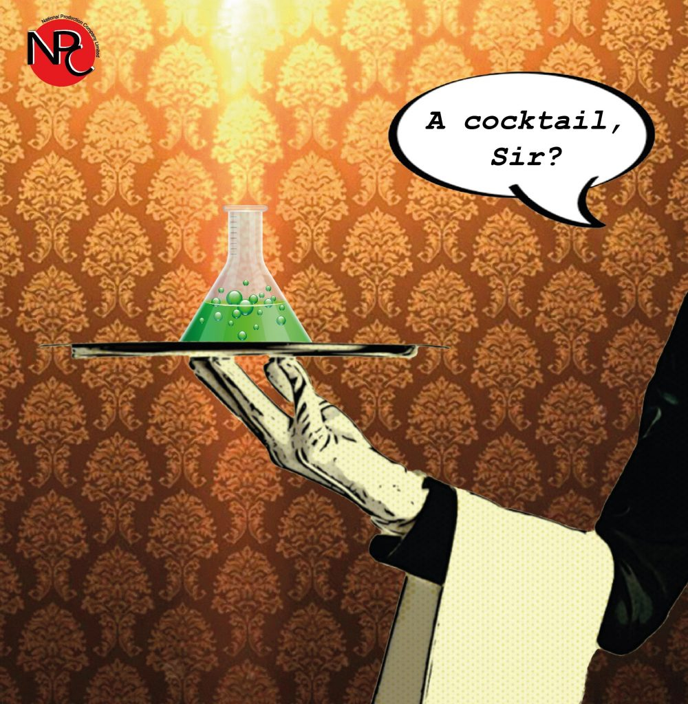A Cocktail Sir?