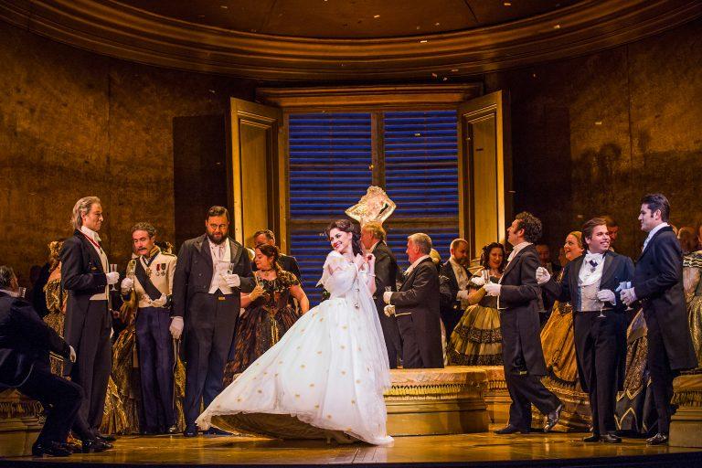Royal Opera House La Traviata
